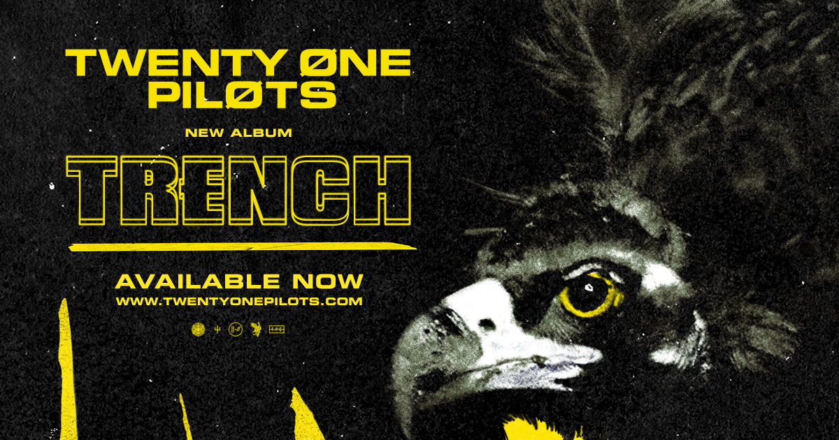 twenty one pilots | Trench - available now
