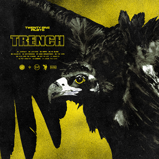 Twenty One Pilots New Album 2020 Release Date twenty one pilots | Trench   available now